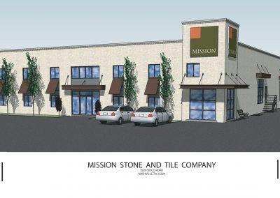 Mission Stone